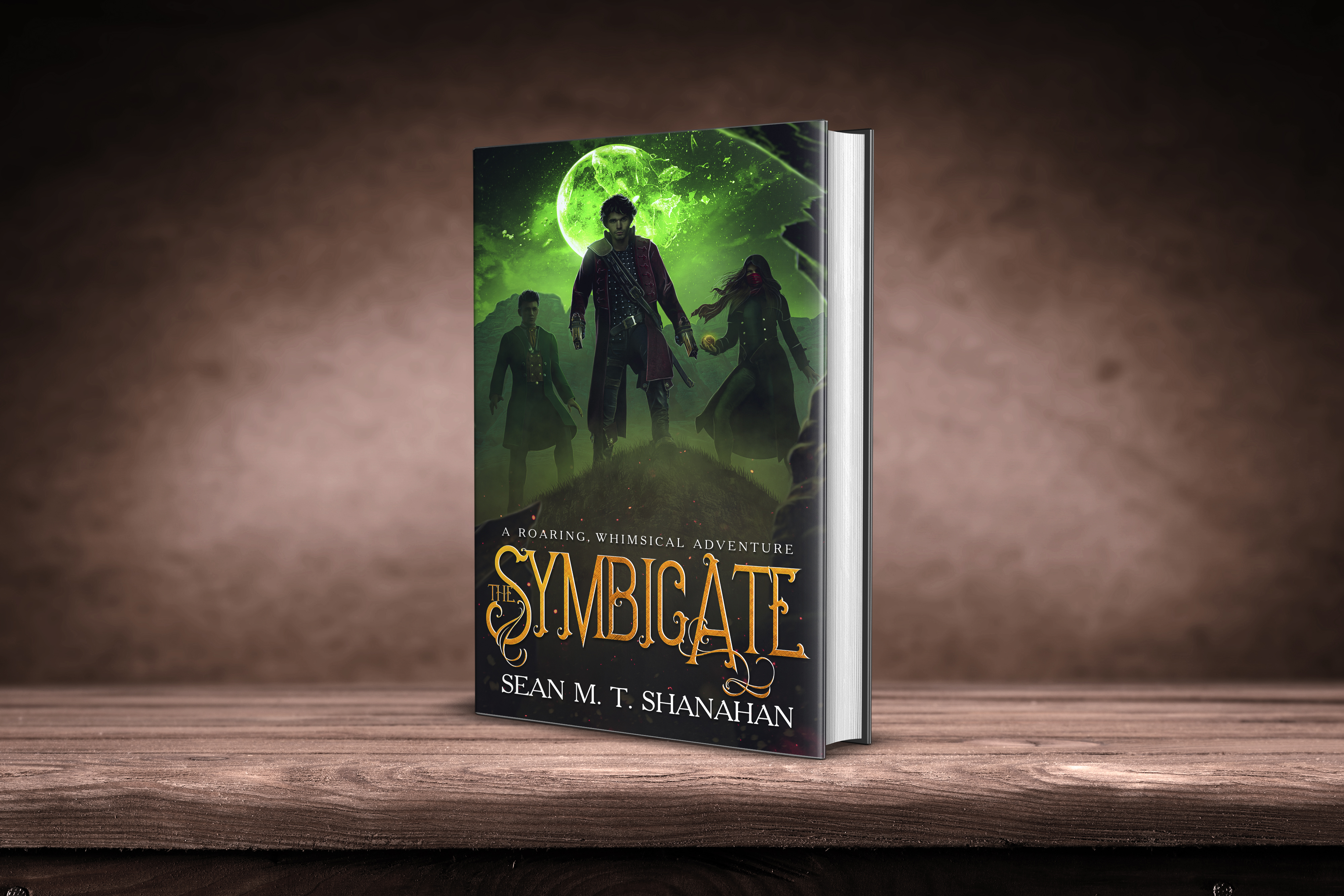 Chapter One Narration of The Symbicate!