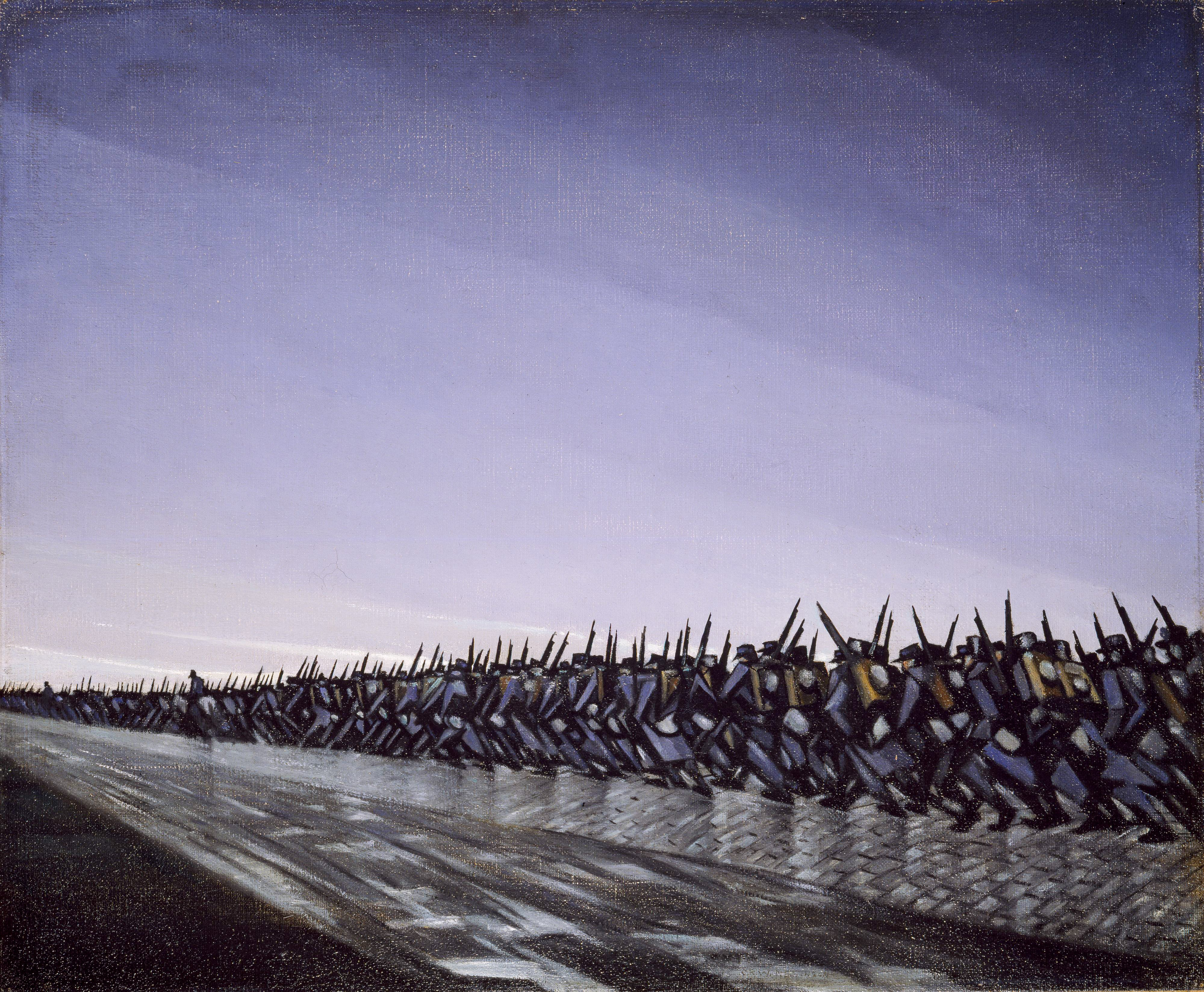The March Eternal
